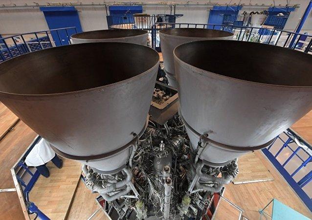 準備向美國發運3台RD-180火箭發動機