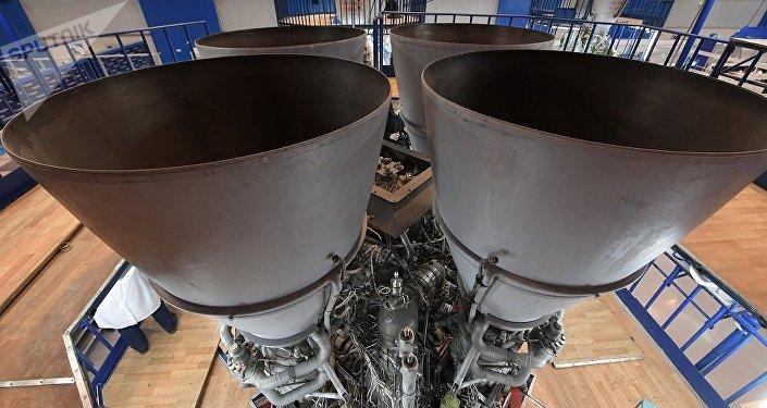 俄国家航天集团总裁:联盟-2.1火箭可能配装RD-180发动机