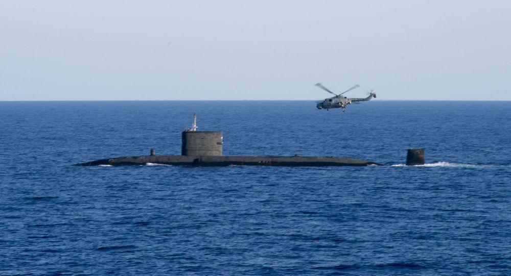英國「天才」號核潛艇(HMS Talent)