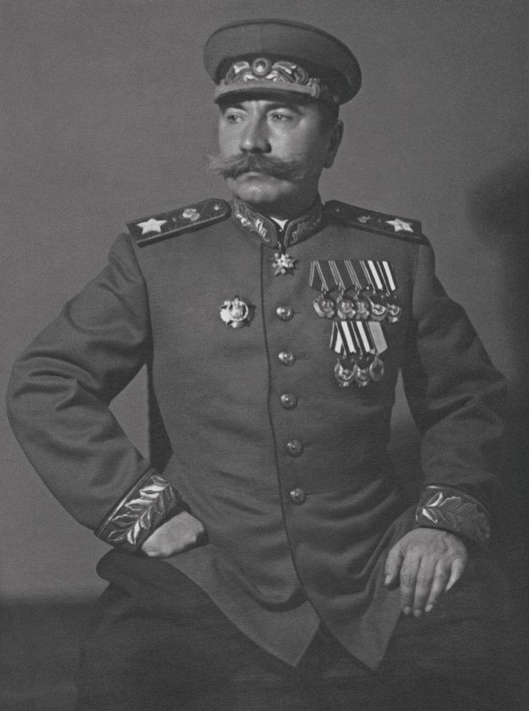 「蘇聯元帥」布瓊尼