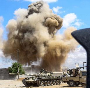 世衛組織:利比亞軍事衝突的死亡人數已升至超過170人