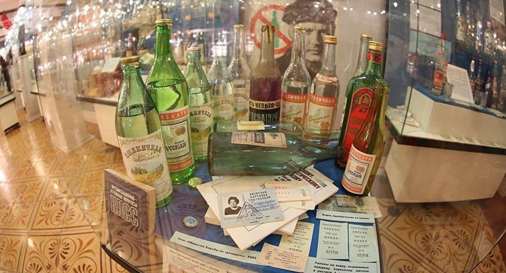 日本記者:「禁酒令」是蘇聯解體的原因之一