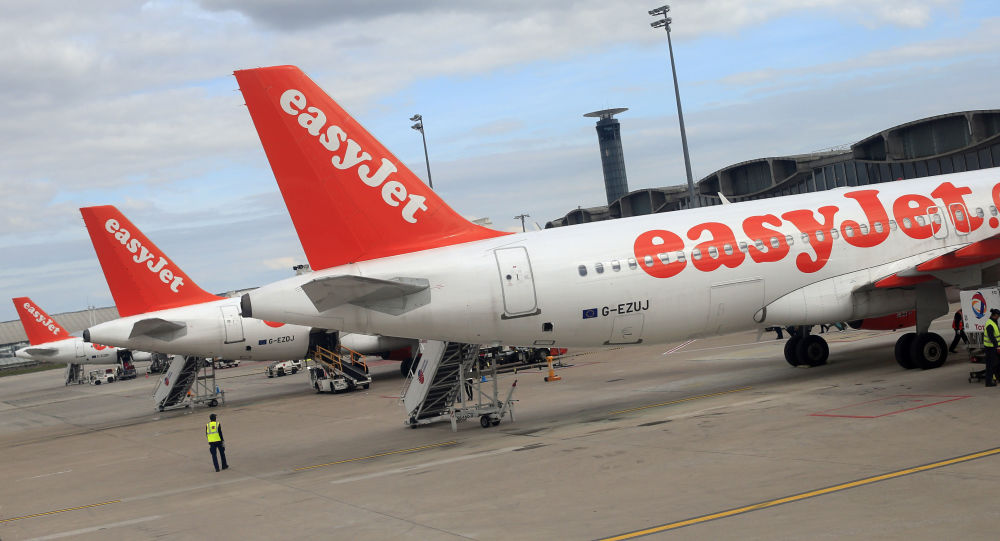 英国易捷航空公司(EasyJet Airline Company Limited)