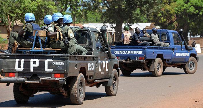 总统令:俄方将派遣30名军人参加联合国中非稳定团部队