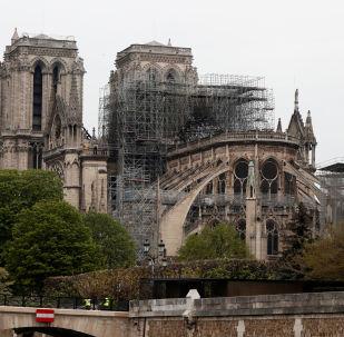 需要约4个月时间来确保巴黎圣母院安全
