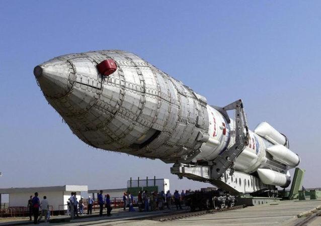 安加拉重型運載火箭