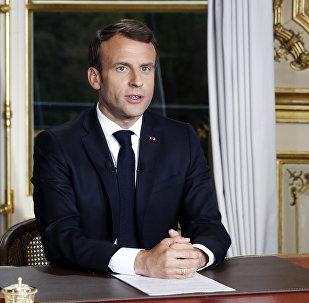 法国总统表示希望在五年内重建巴黎圣母院