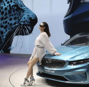 2019上海国际车展启幕