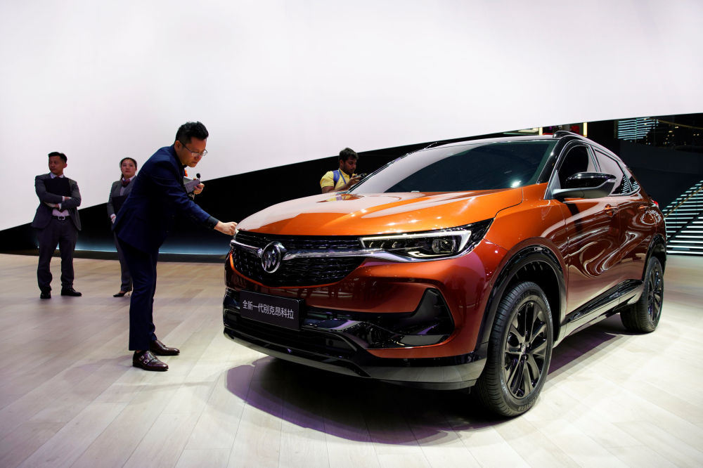 2019上海國際車展啓幕