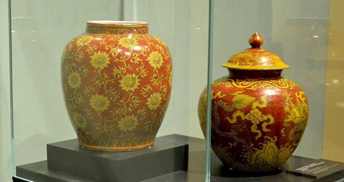 中国瓷器藏品