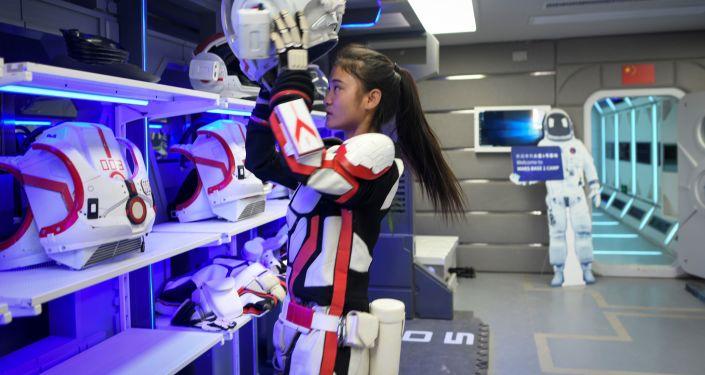 紅色星球之旅:中國青少年的「火星旅行」
