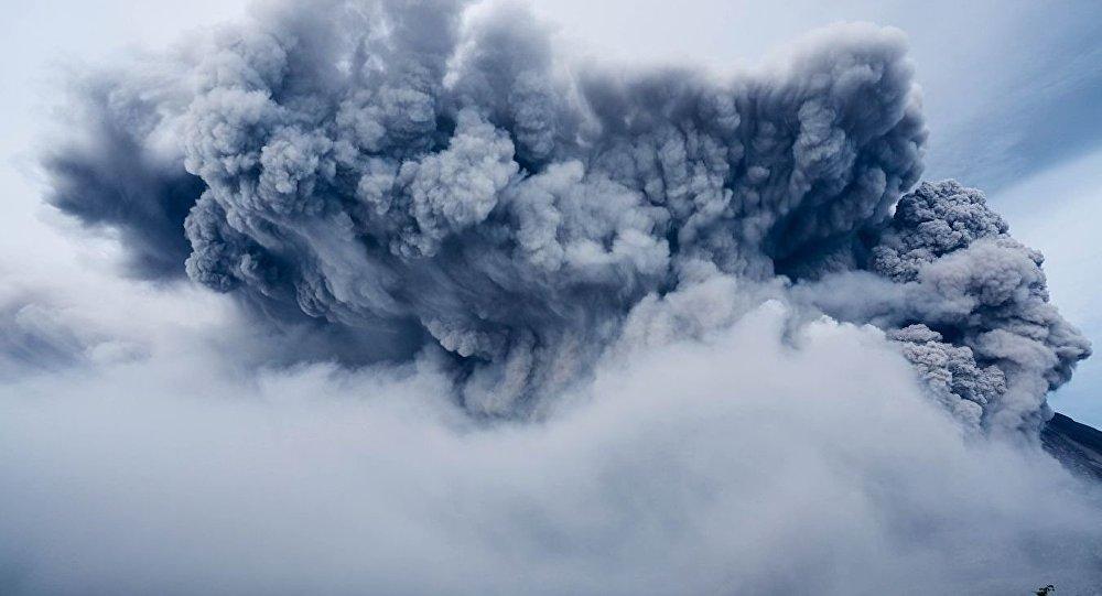 专家揭开世界最大火山形成之谜