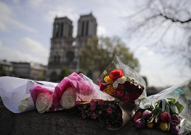 巴黎聖母院火災後將關閉5-6年