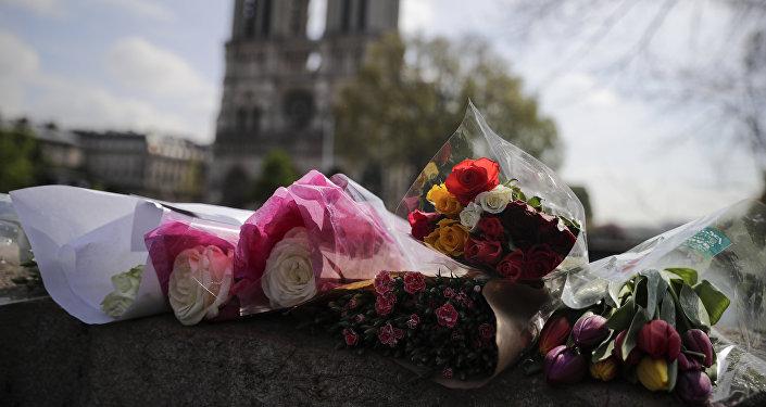 巴黎圣母院火灾后将关闭5-6年