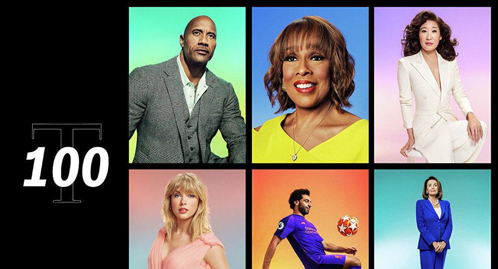 《时代周刊》2019年度百名最具影响力人物榜单出炉