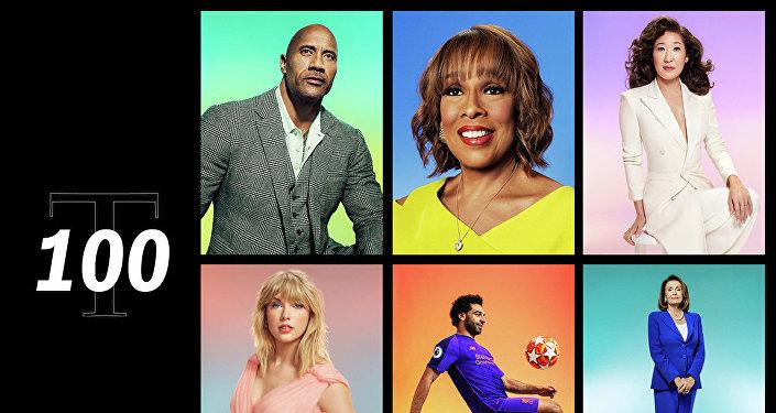 《時代週刊》2019年度百名最具影響力人物榜單出爐