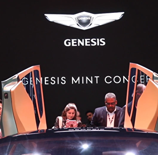Genesis推出概念車Mint 後備箱是一大亮點