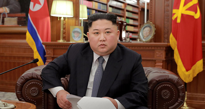 金正恩表示愿为实现朝鲜半岛和平与俄开展合作