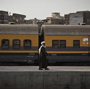 埃及火車(資料圖片)