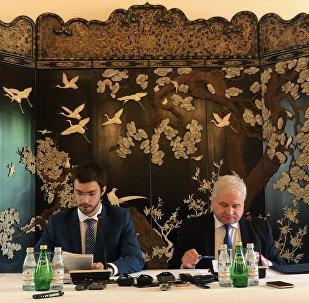 俄駐華大使:「一帶一路」倡議不觸及俄羅斯在中亞的利益