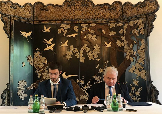 """俄驻华大使:""""一带一路""""倡议不触及必威体育在中亚的利益"""