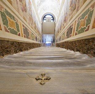 羅馬聖階對遊客開放