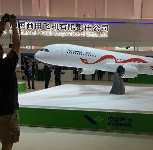 俄中已签署供应200架CR929客机的软合同