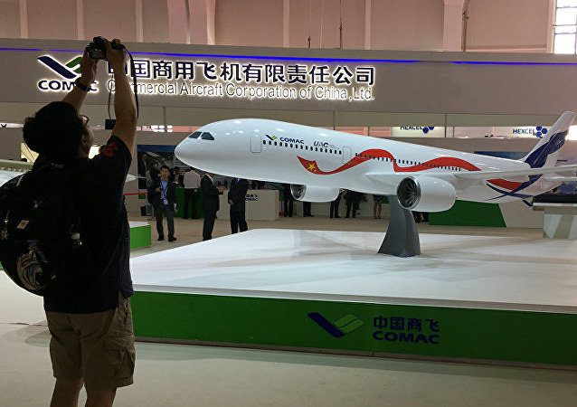 俄中已簽署供應200架CR929客機的軟合同
