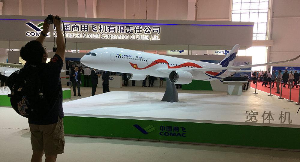 中俄联合远程宽体CR-929客机将成为2019航展上的压舱石。