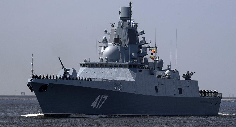 「海軍上將戈爾什科夫」護衛艦