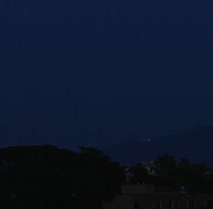 「粉紅月亮」現身羅馬