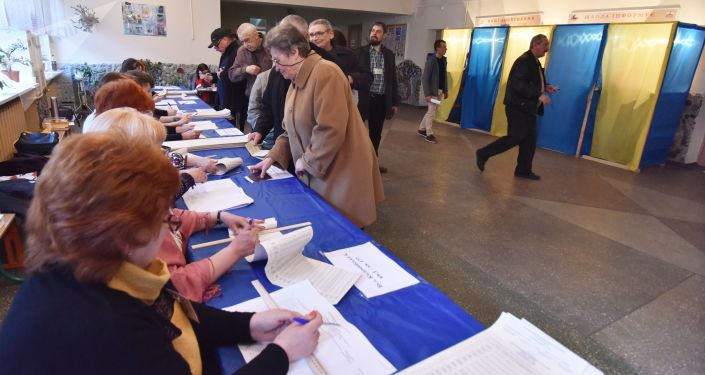 欧安组织观察员:乌克兰总统选举具有竞争性