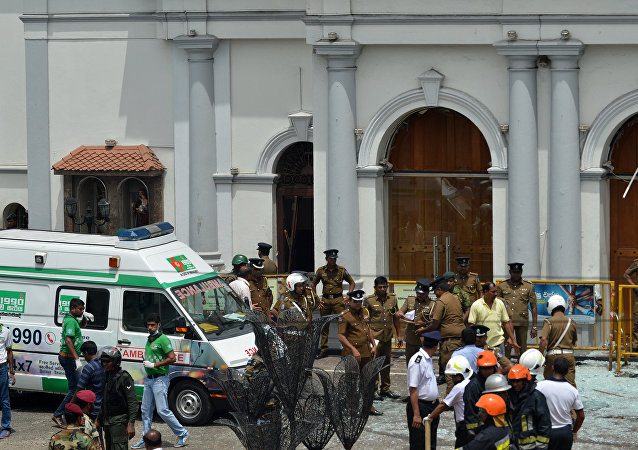 斯里兰卡爆炸事件中2名中国公民死亡