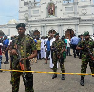 斯里兰卡当局认为复活节恐袭是对新西兰枪击事件的报复