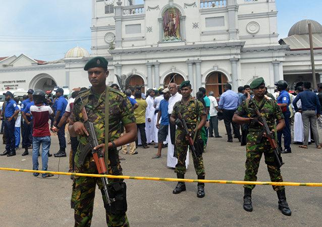 斯里蘭卡警方拘捕24名爆炸案嫌疑人