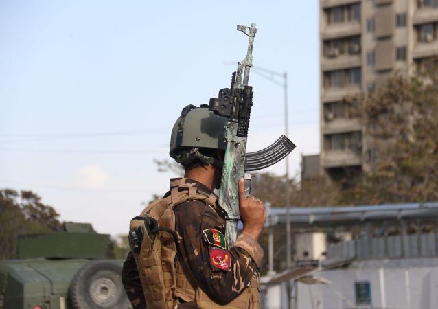 阿富汗安全部队从监狱中解放50多名塔利班武装分子