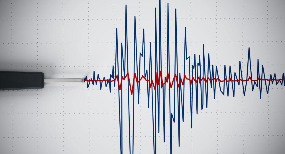 美国地质勘探局:新西兰沿岸海域发生7.4级地震