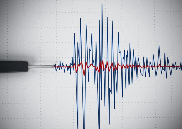 南海海域发生5.2级地震