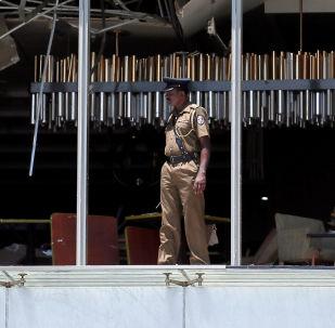 媒体:斯里兰卡或将发生女性自杀式袭击者参与的恐袭