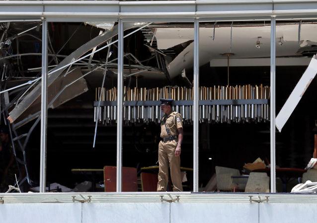 媒體:斯里蘭卡或將發生女性自殺式襲擊者參與的恐襲