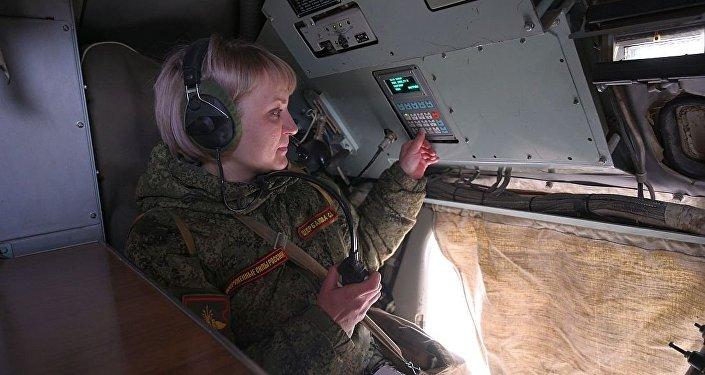 俄通信部隊