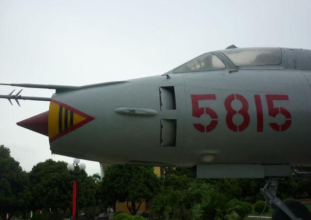 越南的苏-22战机