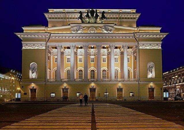 俄羅斯亞歷山德琳娜大劇院將在上海進行巡演