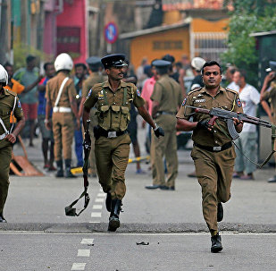 媒体:斯里兰卡在检查一辆可疑摩托时实施控制爆炸