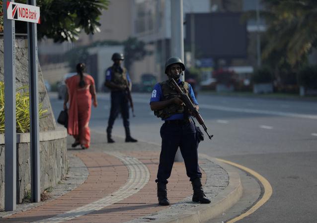 斯里蘭卡軍隊