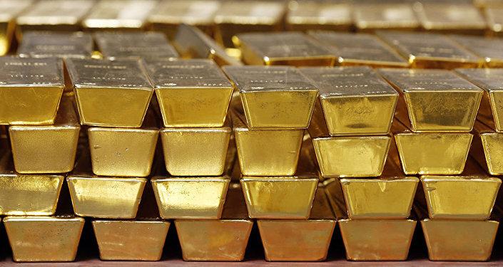為甚麼許多國家從美國運回黃金?