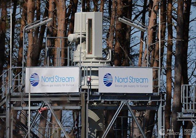 首批天然氣將於年底輸入北溪-2號天然氣管道