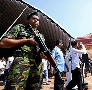 斯里兰卡警方又抓获6名爆炸案嫌疑人