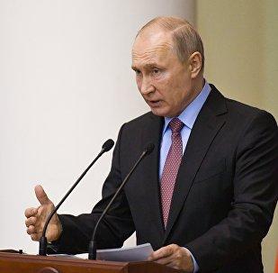 普京在新版俄能源安全学说中指示深化与金砖国家及上合组织的伙伴关系