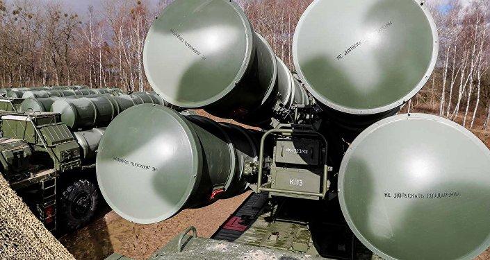 必威体育S-400防空导弹系统